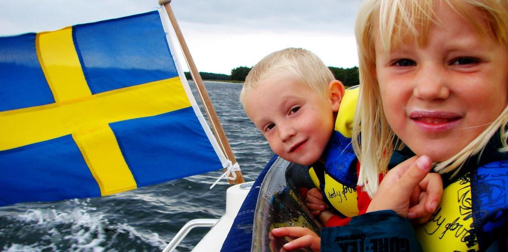 Sweden for family