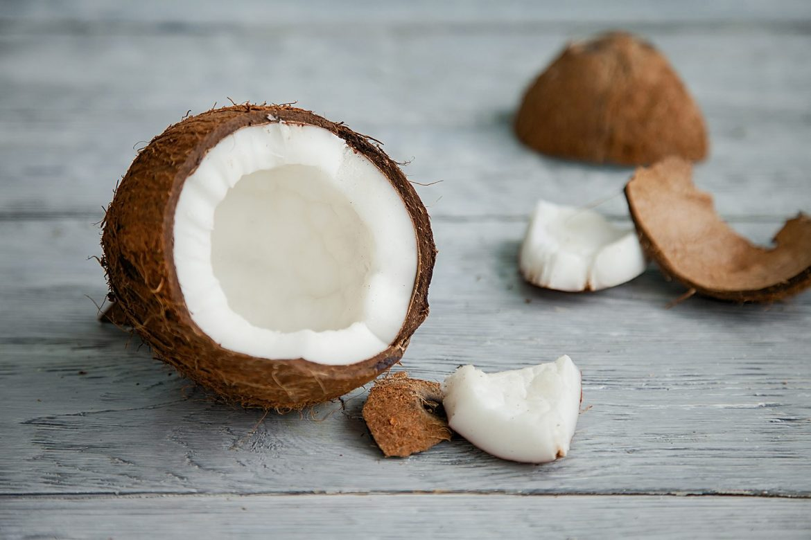 coconut GettyImages 990264450