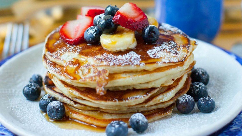 Fluffy Pancakes New CMS