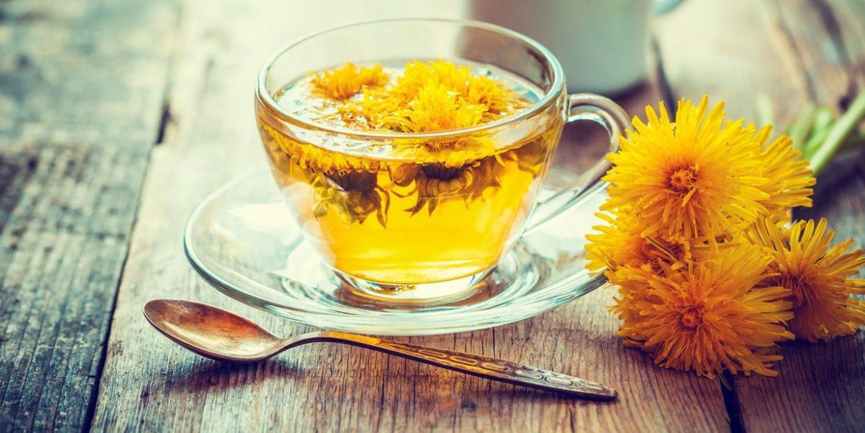 cup of healthy dandelion tea herbal medicine retro royalty free image 539117696 1538487191