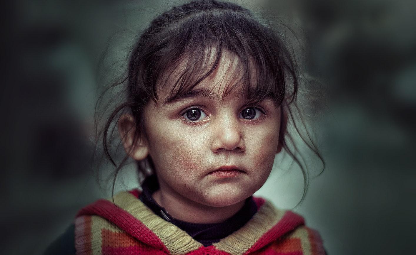 sad children 3