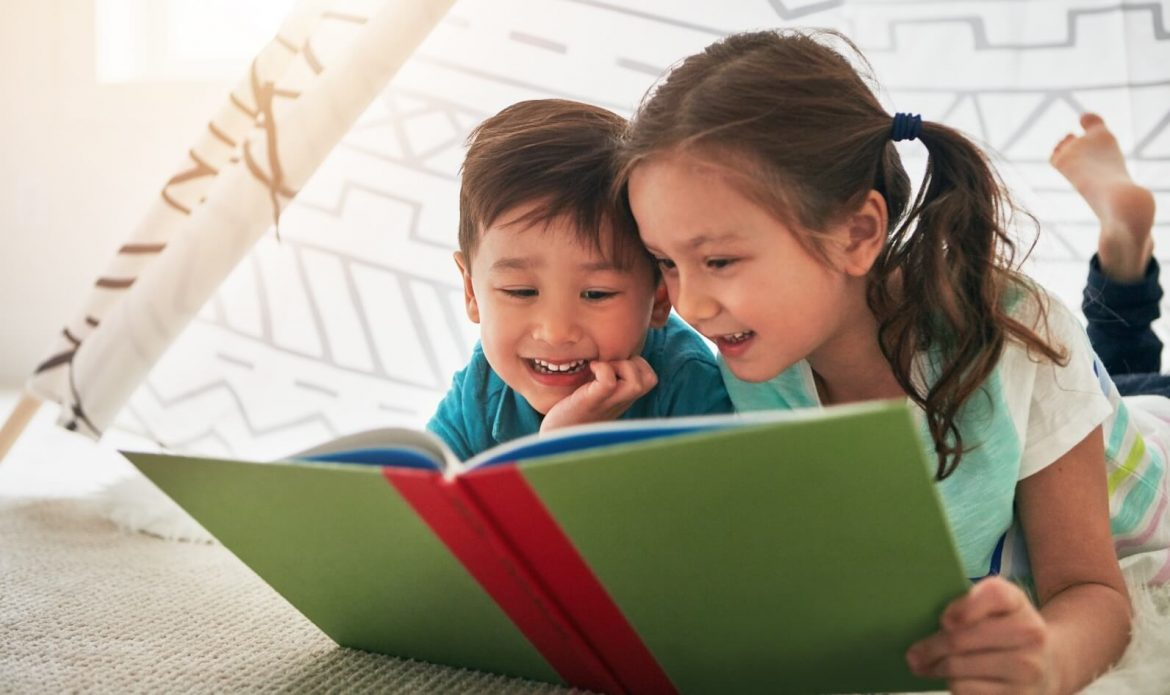 How to Create a Literate Home Young Child and Kindergartener