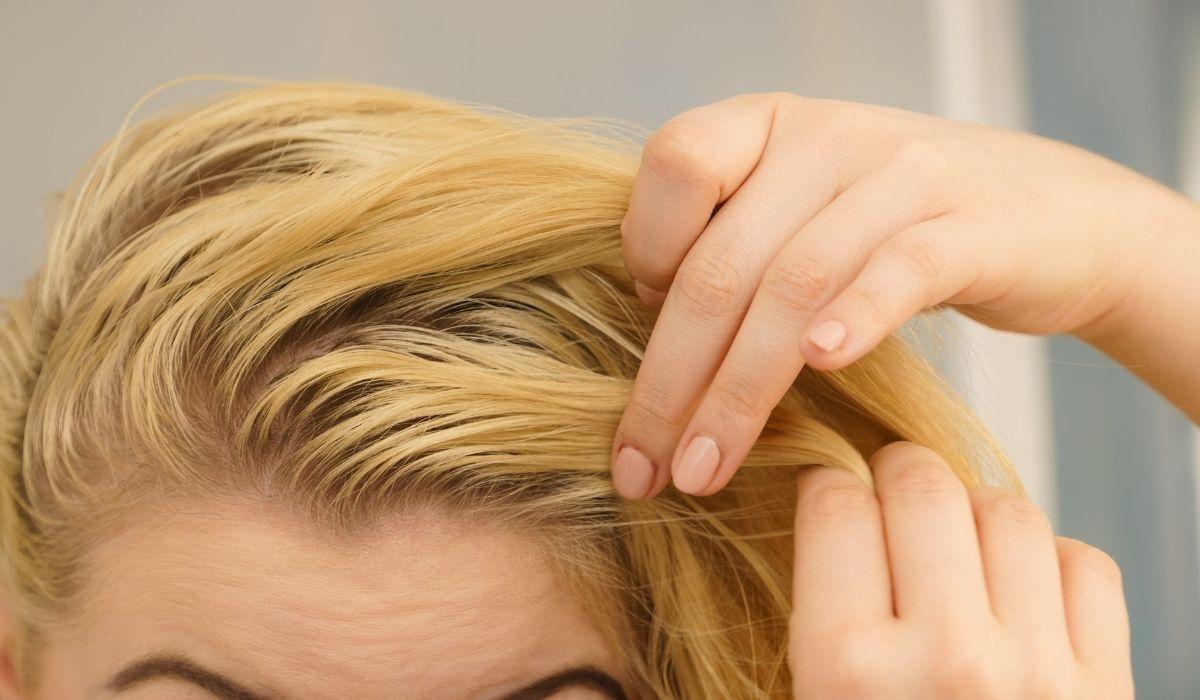sampon za masnu kosu masna kosa