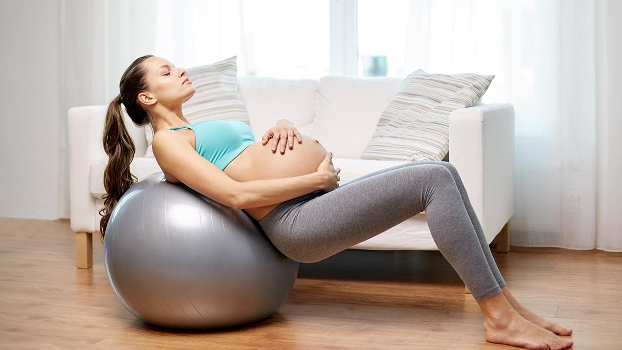 27.Vjezbanje u trudnoci i nakon poroda
