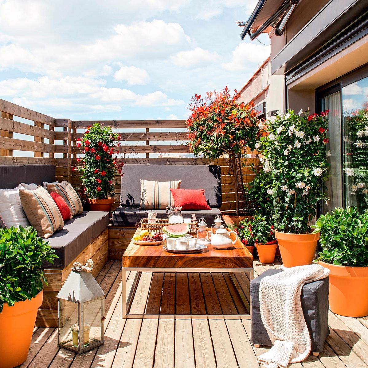 3 small terrace ideas design virginia duran blog