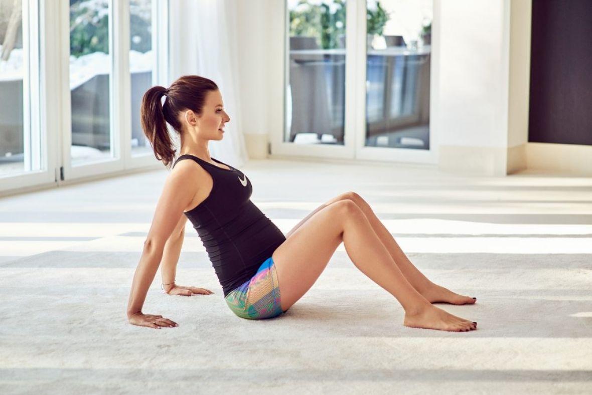 trudnoca zene trening decembar 2020