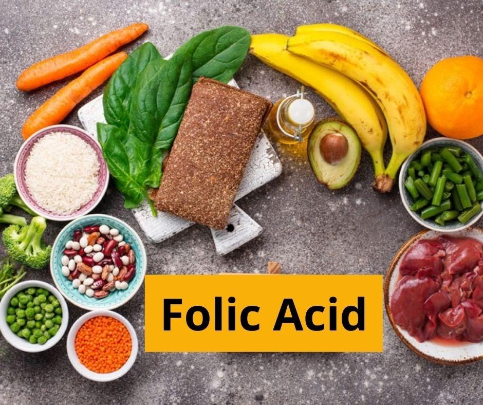 Folic Acid 1 1