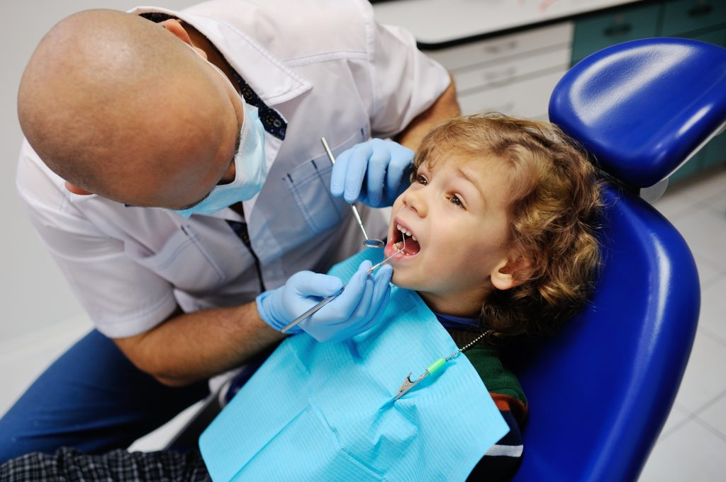 What Should I Do After My Child Experiences a Tooth Fracture