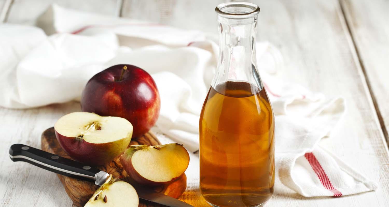 apple cider vinegar health benefits ketosis header