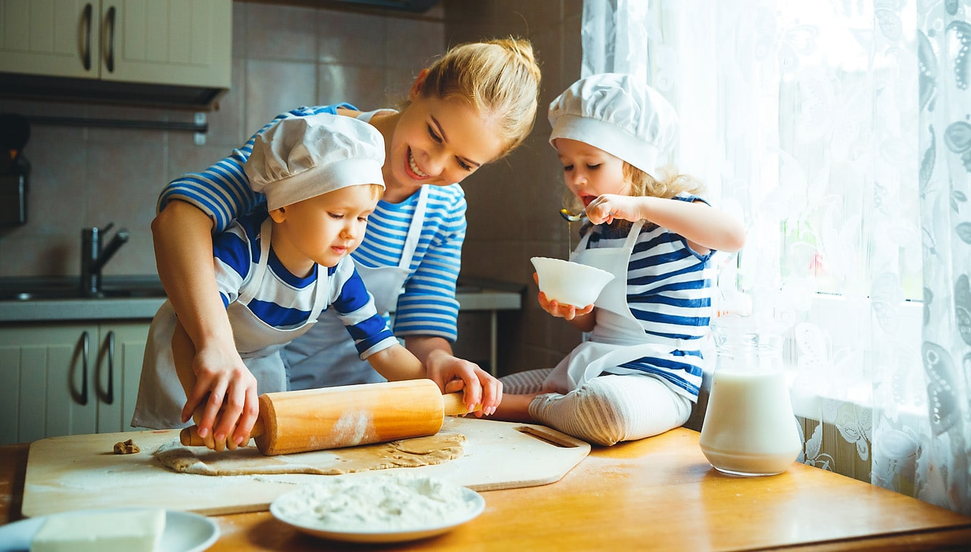 Cooking with Kid 12