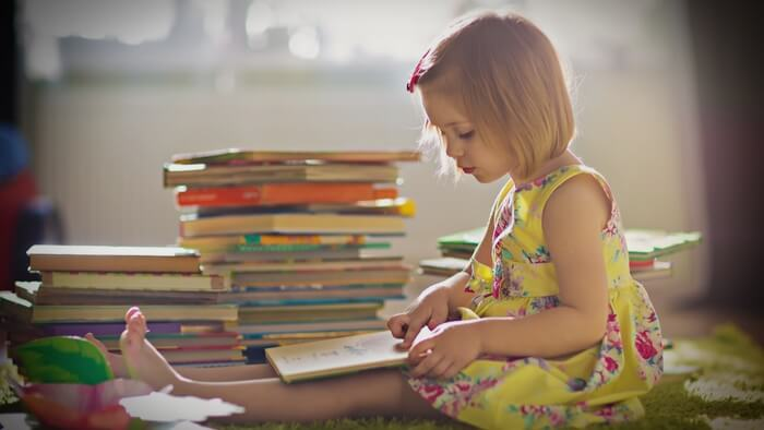 every child reads
