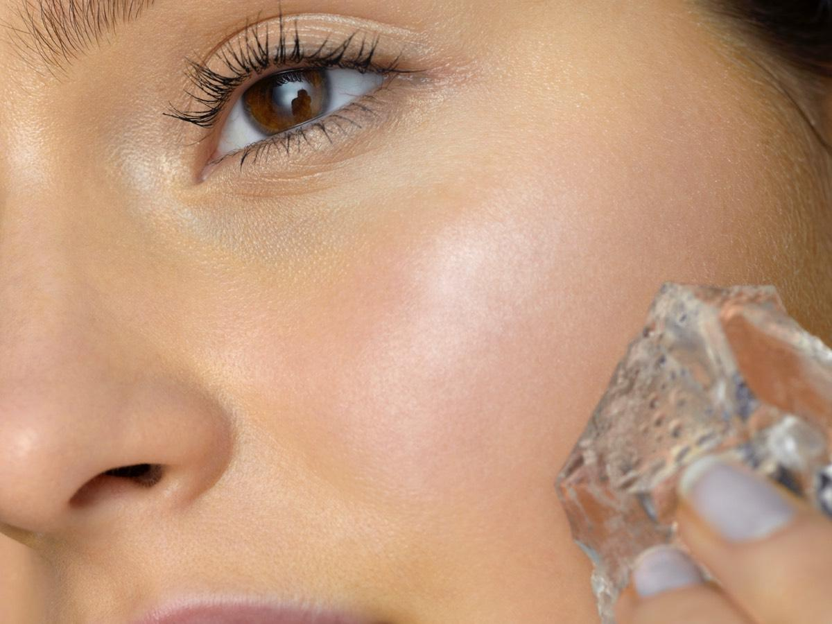 ice cube beauty hacks and tricks getty images cover image 3