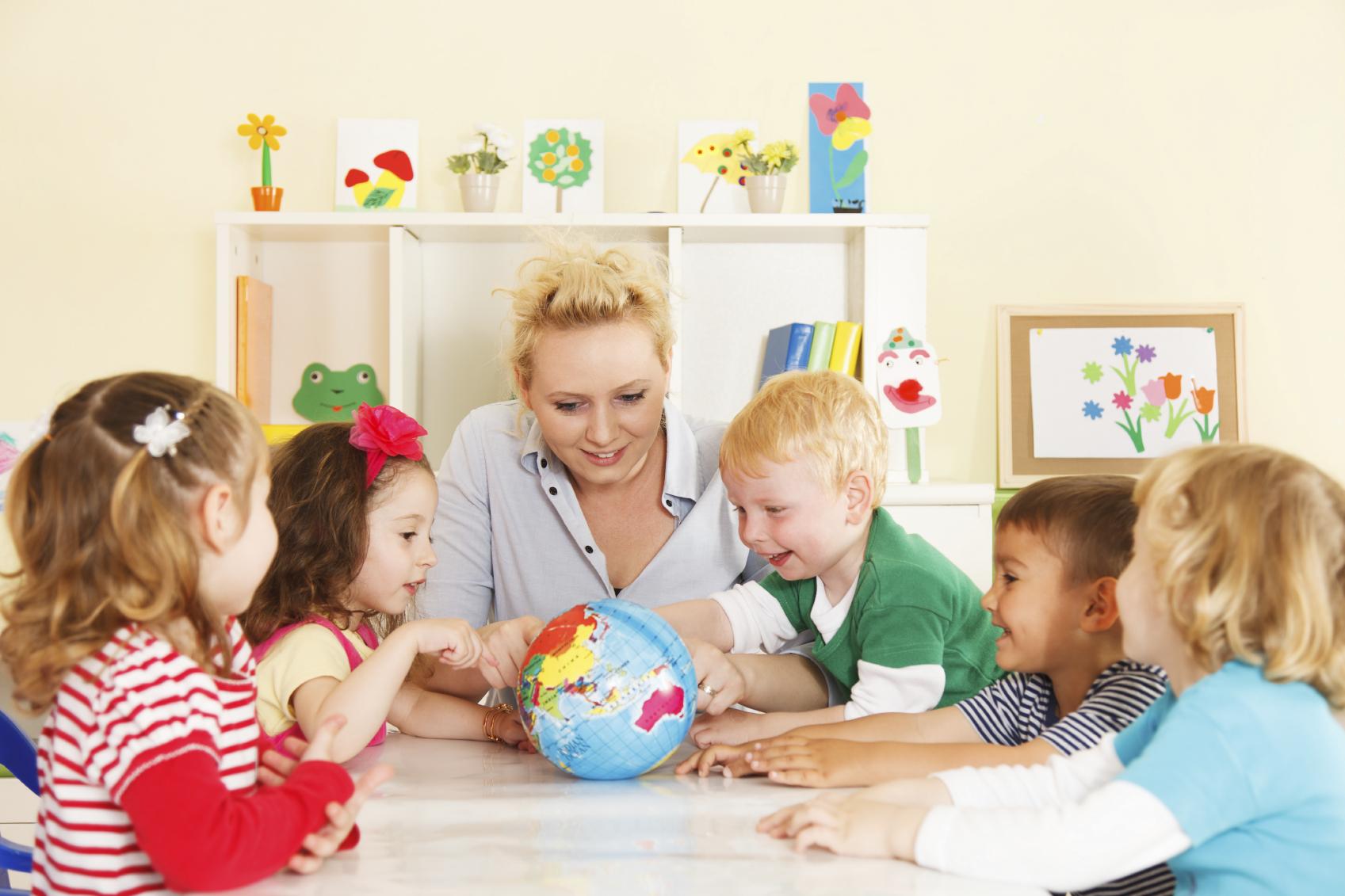 Things Children Learn From Preschool
