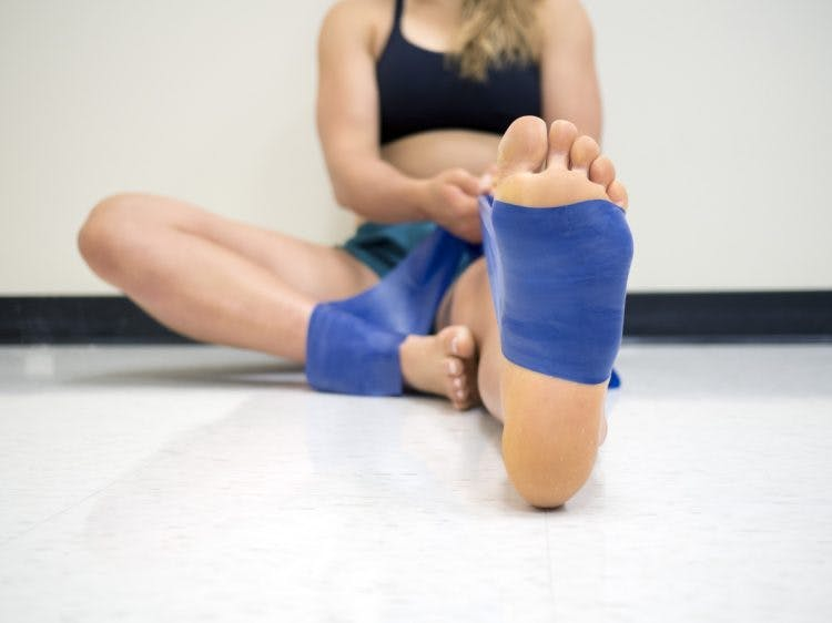 foot drop exercises for walking