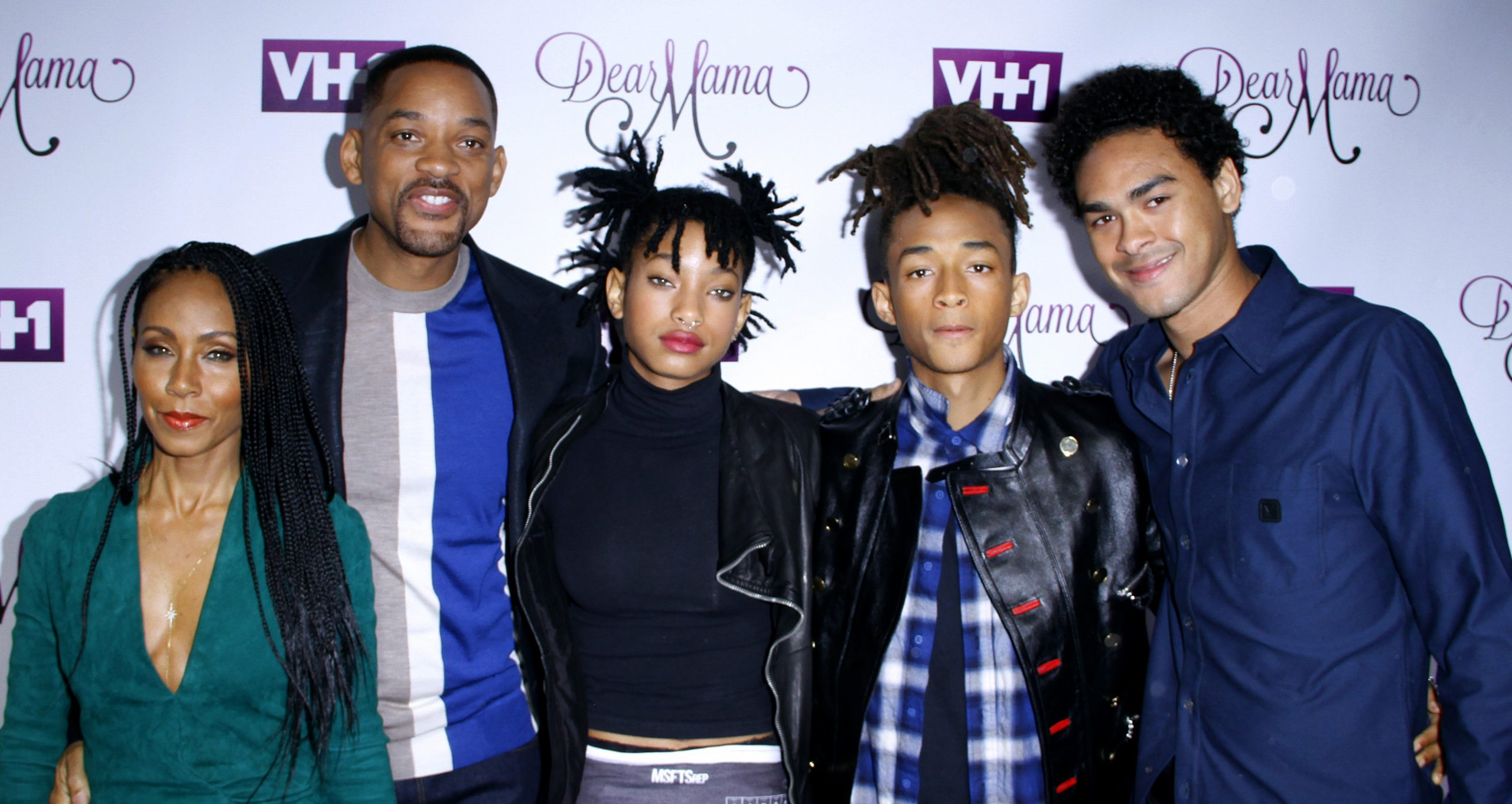 will smith family scaled